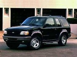 Ford Explorer XLT V8 (3dr)(U2) фото