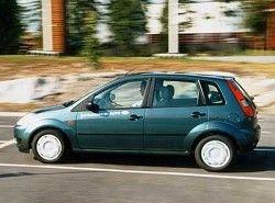 Fiesta 1.25i 16V (5dr)(JH) Ford фото