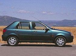 Fiesta 1.25i 16V (5dr)(J) Ford фото