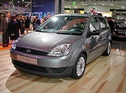 Fiesta 1.3 (5dr) (58hp)(JH) Ford фото