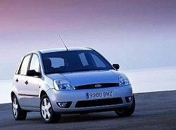 Fiesta 1.3 (5dr) (68hp)(JH) Ford фото