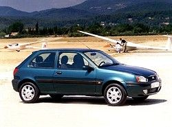 Fiesta 1.3i (3dr) (50hp)(J) Ford фото