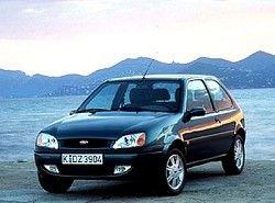 Ford Fiesta 1.3i (3dr) (60hp)(J) фото