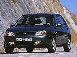 Ford Fiesta 1.3i (5dr) (50hp)(J) фото
