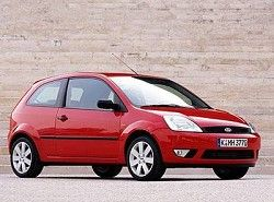 Ford Fiesta 1.4i 16V (3dr) (80hp)(JH) фото