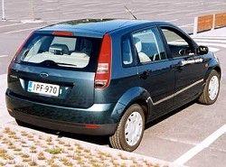 Ford Fiesta 1.4i 16V (5dr) (80hp)(JH) фото