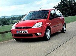 Fiesta 1.4i 16V (5dr) (80hp)(JH) Ford фото