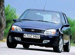 Fiesta 1.4i 16V (5dr) (90hp)(J) Ford фото
