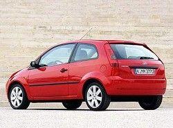 Fiesta 1.6 16V (3dr) (100hp)(JH) Ford фото