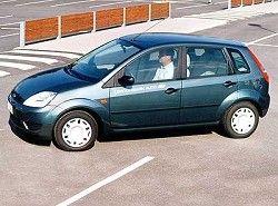 Fiesta 1.6 16V (5dr) (100hp)(JH) Ford фото