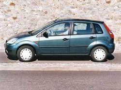 Ford Fiesta 1.6 16V (5dr) (103hp)(JH) фото