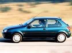 Fiesta 1.8 D (3dr)(J) Ford фото