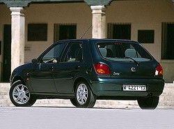 Ford Fiesta 1.8 D (5dr)(J) фото