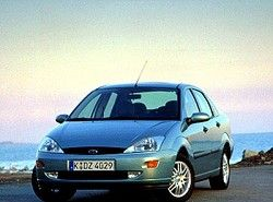 Ford Focus 1.4 16V Sedan  (DFW) фото