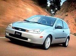 Ford Focus 1.6 16V Hatchback (3dr)(DBW) фото