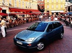 Ford Focus 1.6 16V Hatchback (5dr)(DBW) фото