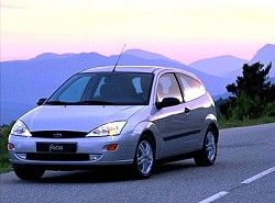 Focus 1.8 Di Hatchback (3dr)  (DBW) Ford фото