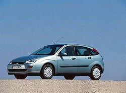 Focus 2.0 16V Hatchback (5dr)(DBW) Ford фото
