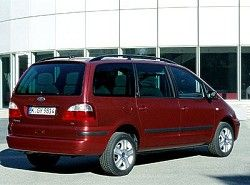 Ford Galaxy 1.9 TDi (90hp)  (WGR) фото