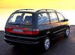 Galaxy 2.8i V6 4x4(WGR) Ford фото