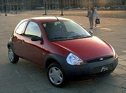 Ford Ka 1.0 (53hp)  (RB)  фото