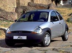 Ford Ka 1.0 (65hp)  (RB) фото