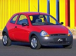 Ford Ka 1.3i (50hp)  (RB) фото