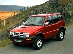 Ford Maverick 2.4i (3dr)  (UDS)  фото