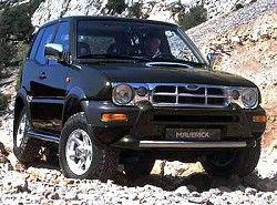 Ford Maverick 2.7 TD (3dr)(UNS) фото