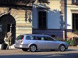 Mondeo 1.8 16V (125hp) Turnier(BWY) Ford фото