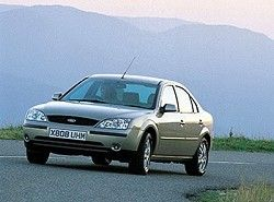 Ford Mondeo 2.0 16V Di (90hp) Hatchback  (B5Y) фото
