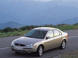 Ford Mondeo 2.5 V6 24V(B4Y) фото