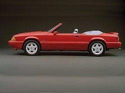 Mustang 3.8 V6 (147hp) Convertible(P404) Ford фото