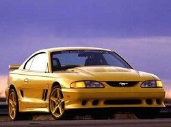 Mustang 3.8 V6 (147hp) Coupe  (P404) Ford фото