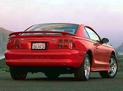 Ford Mustang 3.8 V6 (152hp)(P404) фото