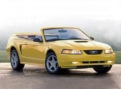 Ford Mustang 3.8 V6 (193hp) Convertible  (P404) фото
