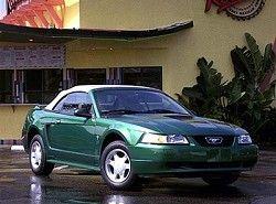 Ford Mustang 3.8 V6 (196hp) Convertible(P404) фото