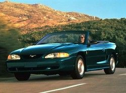 Mustang 3.8 V6 (196hp) Convertible  (P404) Ford фото