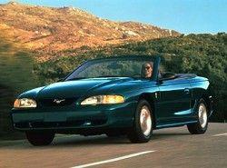 Mustang 3.8 V6 (196hp) Convertible(P404) Ford фото