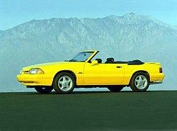 Mustang GT 4.6 V8 Convertible (264hp)(P404) Ford фото