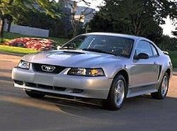 Ford Mustang GT 5.0 V8  (P404) фото