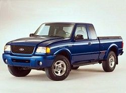 Ranger 2.3 4x4 (2dr)(R) Ford фото