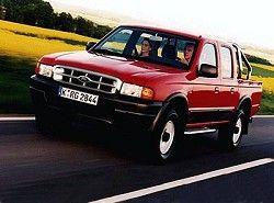 Ranger 2.5TD 4x4 (4dr)(R) Ford фото