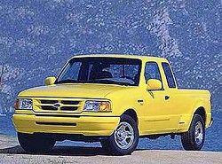Ford Ranger 3.0 V6 4x4 (2dr)(R) фото
