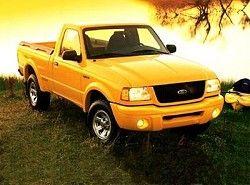 Ford Ranger 4.0 V6 4x4 (2dr) (152hp)(R) фото