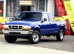 Ford Ranger 4.0 V6 4x4 (2dr) (162hp)(R) фото