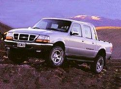 Ranger 4.0 V6 4x4 (4dr) (152hp)(R) Ford фото