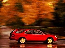 Ford Taurus Wagon 3.0 V6 (147hp)  (DN 101) фото