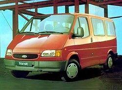 Ford Transit 2.4 CDi (90hp)(EMS) фото