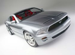 Ford Mustang GT Coupe фото